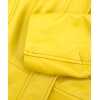 Algeri yellow leather SS22